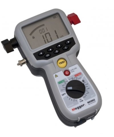 Micro Ohm Meter MOM2 | Microohmmeter