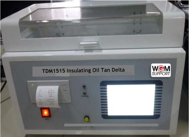 Tan Delta Messgerät | Transformatoren Öl