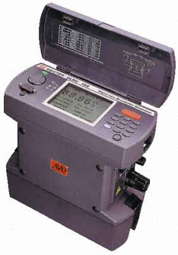 Micro Ohm Meter DLRO10x | Microohmmeter
