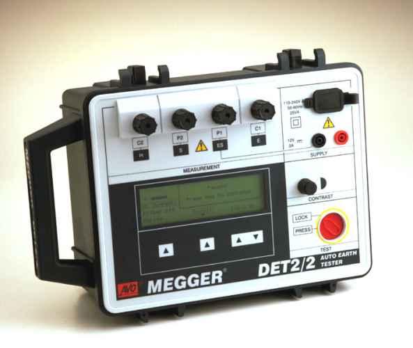DET2-2 Erdungsprüfgerät | Erdungsmessgeräte