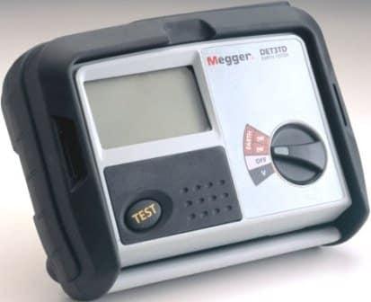 Erdungsmessgerät DET3TD | Erdungsmesser