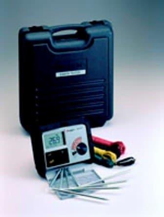 Erdungsmessgerät DET4CR | Erdungsmessgeräte