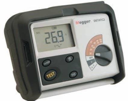Erdungsmessgerät DET4R2 | Erdungsmesser