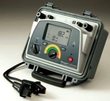 Micro Ohm Meter DLRO10HD | Micro Ohm Messung