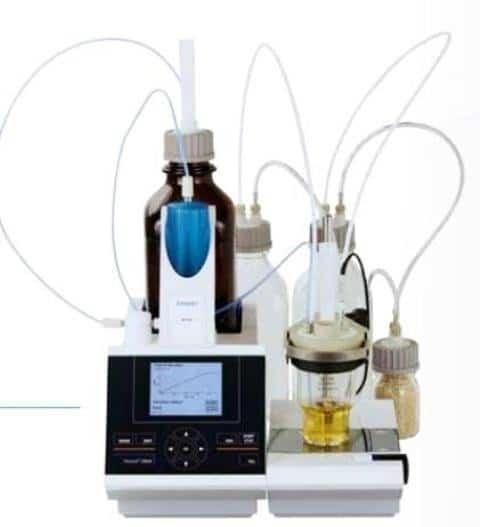 Transformatorenöl | Karl Fischer Titration KF-7751