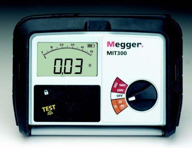 MIT300 Isolationsprüfgerät | Durchgangsprüfgerät