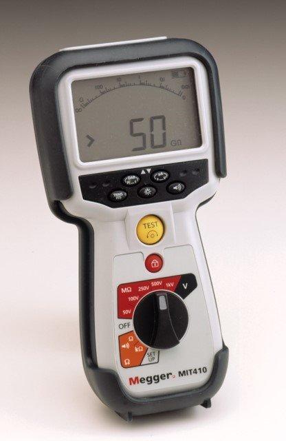 MIT410 Isolationsprüfgerät | Isolationstester