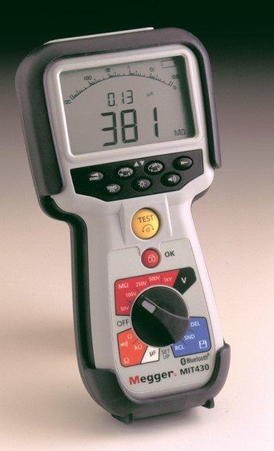 MIT430 Isolationsprüfgerät | Isolationstester