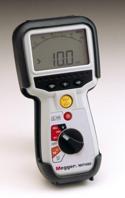 MIT480 Isolationsprüfgerät | Isolationstester