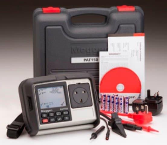PAT100-Serie Gerätetester | VDE Prüfgeräte