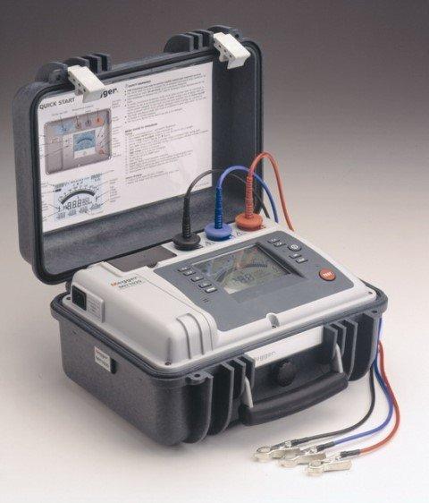 S1-568 Isolationsprüfgerät - Isolationstester