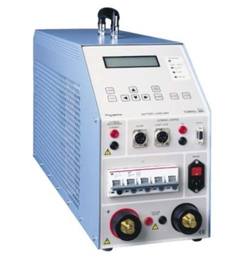 Torkel 820 Batterieprüfung | Batteriekapazität