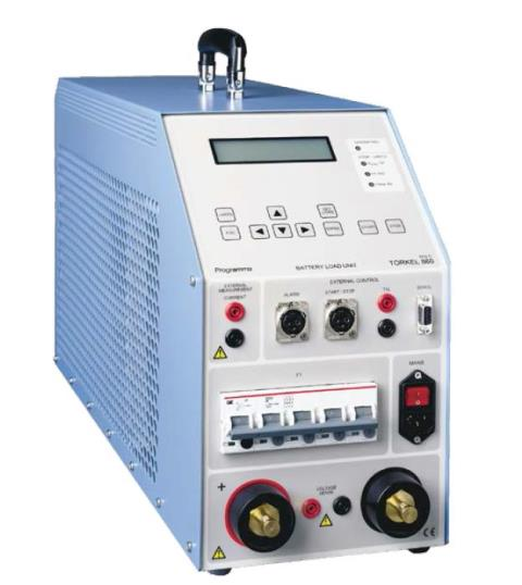Torkel 840/860 Batterieprüfung | Batteriekapazität