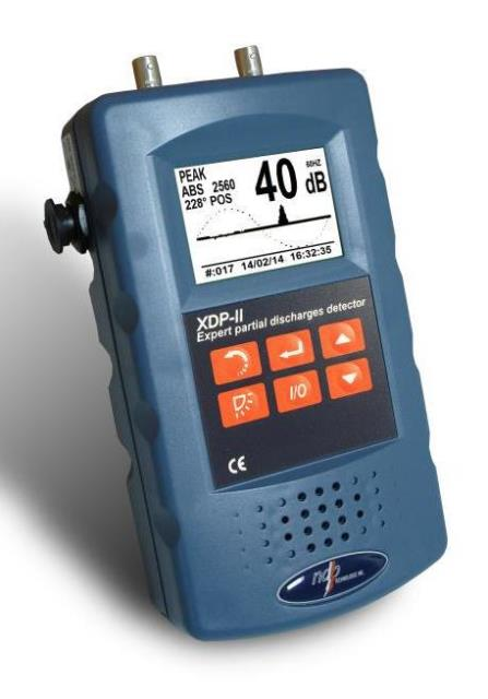 XPD Teilentladung Detektor