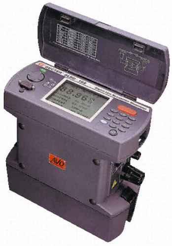 Micro Ohm Meter DLRO10 | Microohmmeter
