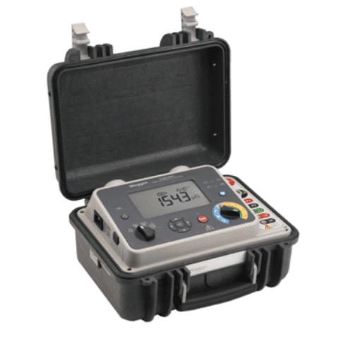 Micro Ohm Meter DLRO100 | Micro Ohm Messung