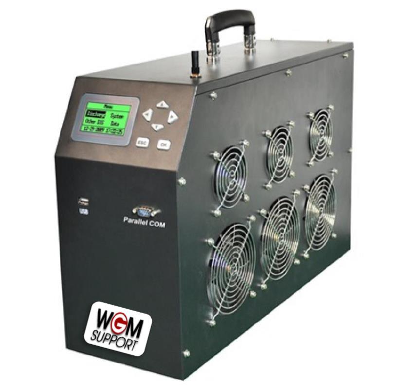 DC Load Bank | Battery Capacity