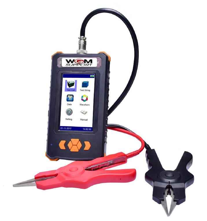 Battery Analyzer | Battery Management | Battery Diagnostics