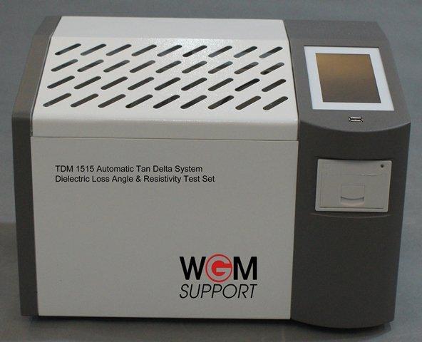 dielektrischen Verlustfaktor | Tan Delta Messgerät