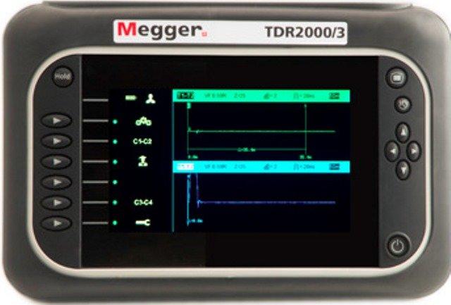 Zeitbereichsreflektometer | TDR Messung